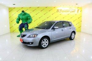 MAZDA 3 ปี2010 สีเทา เบนซิน AT ใช้เงินเพียง 10,000 บาท ออกรถได้ทันที ราคา 326,000 บาท