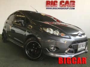FORD FIESTA  [5Dr] 1.4 Style