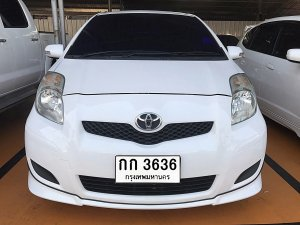 TOYOTA YARIS 1.5E-LTD