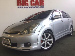 Toyota wish 2.0Q limited