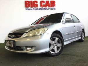 honda civic DIMENSION 1.7 v-tec