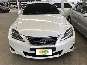 LEXUS IS250 2.5