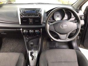 ออกรถไม่ต้องใช้ตังค์ มีที่จัดให้อยู่แล้ว NEW VIOS 1.5  ปี 2014   รถสวยมากคระ รถบ้านเดิมๆเลย